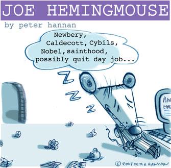 Joe Hemingmouse