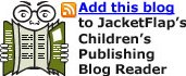 Add This Blog to the JacketFlap Blog Reader