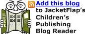 Add This Blog to My JacketFlap Blog Reader