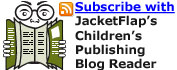 Subscribe to This Blog in the JacketFlap Blog Reader